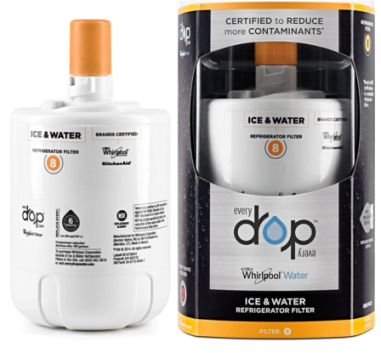 EDR8D1 Whirlpool Water Filter